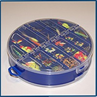 The Solution-Round Tackle Box